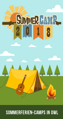 Sommerferien-Camps 2018 in OWL